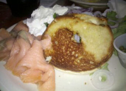 lox and bagel- magnolia cafe