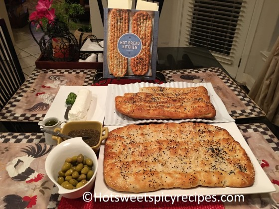 naan barbari dinner - Hot Bread Kitchen