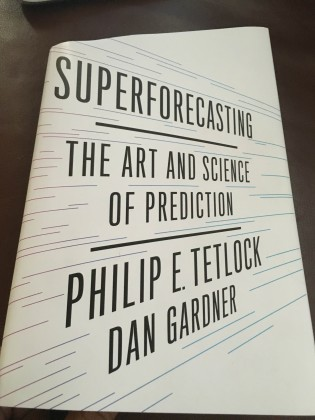 super forcasting book