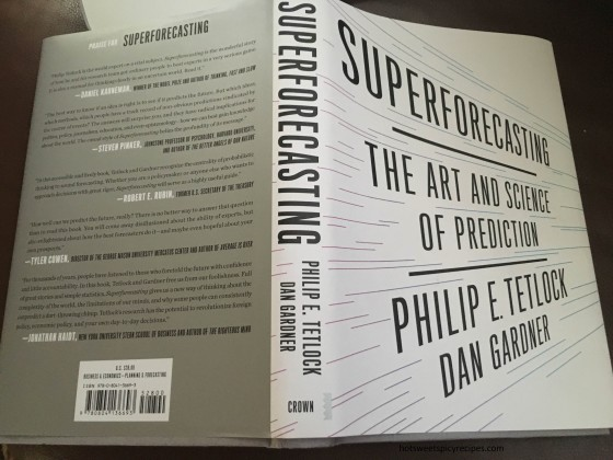 super forcasting book2