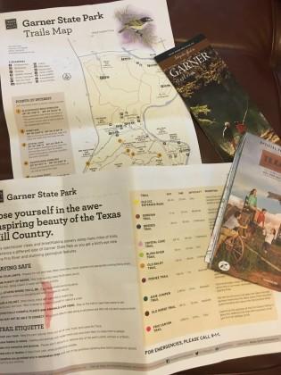 garner state park maps